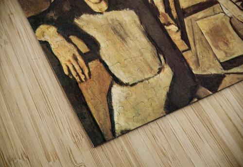 Mother by Albin Egger-Lienz jigsaw puzzle