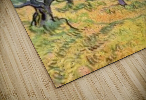 Olive Trees by Van Gogh jigsaw puzzle