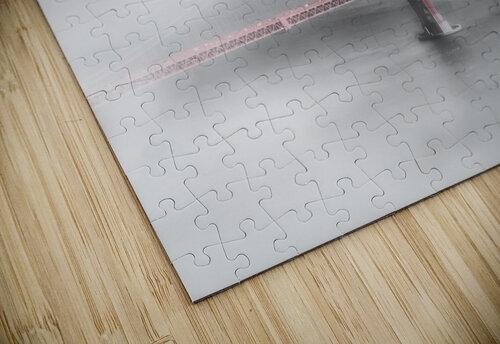 Foggy Golden Gate Bridge   colorkey jigsaw puzzle