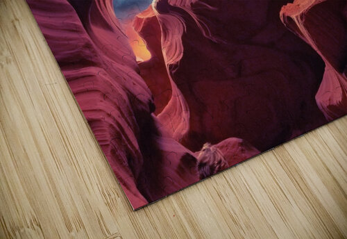 Grand Canyon with Space & Full Moon Collage II jigsaw puzzle