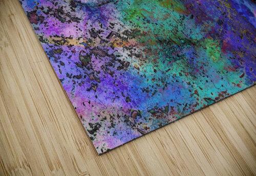 Paw Prints Soft Colours jigsaw puzzle