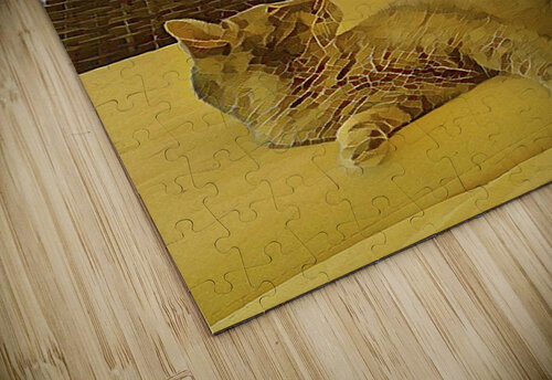 Lounging Around jigsaw puzzle