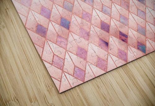 Geometric XXXXVII jigsaw puzzle