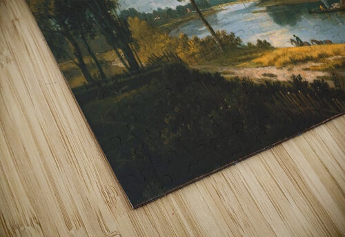 Large river jigsaw puzzle