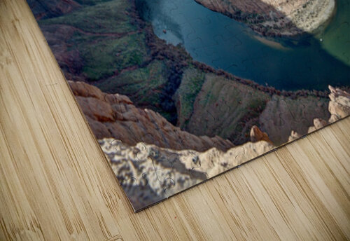 Horse Shoe Arizona jigsaw puzzle