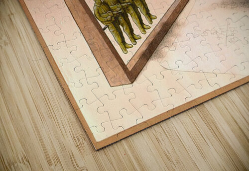 Abacus jigsaw puzzle