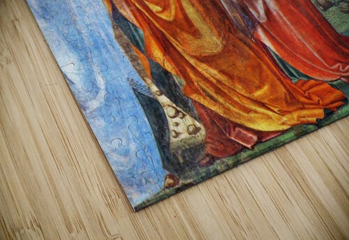 The Visitation jigsaw puzzle