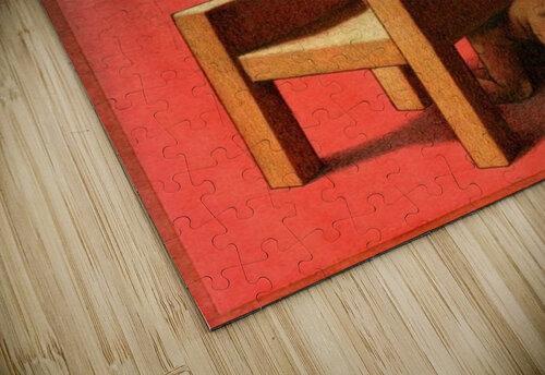 Throne jigsaw puzzle