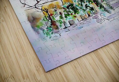 PTS - My House jigsaw puzzle