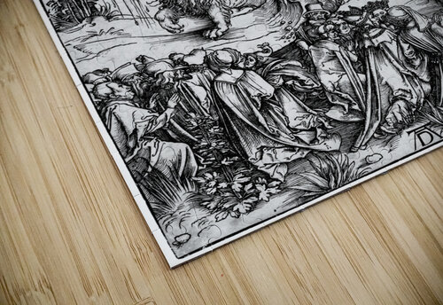 The Revelation of St John The Sea Monster and the Beast with the Lambs Horn jigsaw puzzle