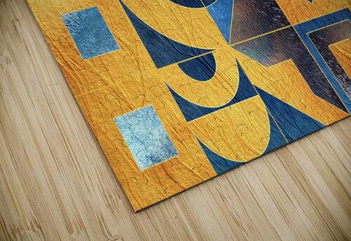 Geometric XXXXXVII jigsaw puzzle