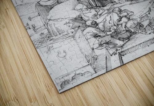 Birth of Mary jigsaw puzzle