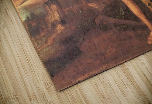 Hercules and the Stymphalian Birds jigsaw puzzle