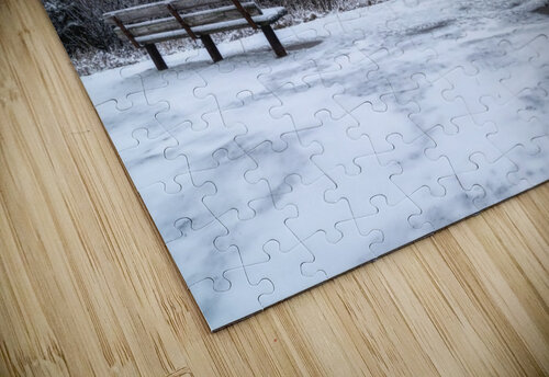 Winter in the CBHNP jigsaw puzzle