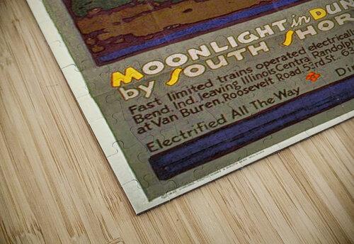 Moonlight jigsaw puzzle