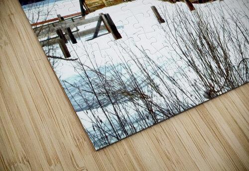 Winter Homestead  jigsaw puzzle