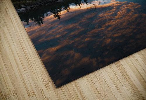Sunset Reflection jigsaw puzzle