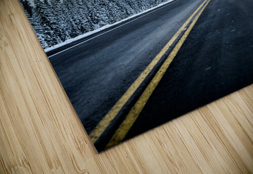 Icy Roads jigsaw puzzle