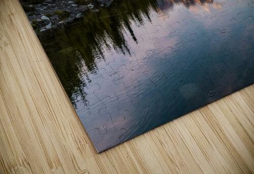 Alaskan Reflection jigsaw puzzle
