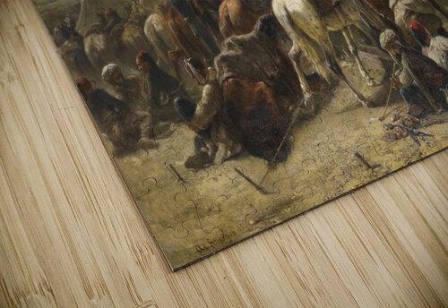 An Ottoman encampment jigsaw puzzle