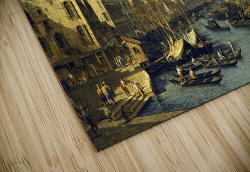 Venice - The Grand Canal jigsaw puzzle