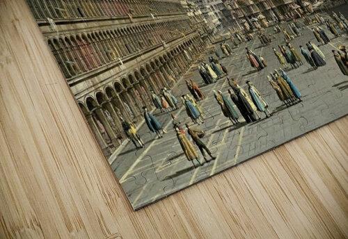 Piazza San Marco jigsaw puzzle