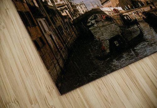 Rio dei Mendicanti with the Scuola di San Marco jigsaw puzzle
