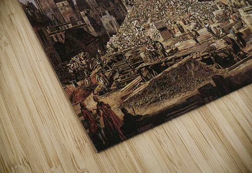 City ruins jigsaw puzzle
