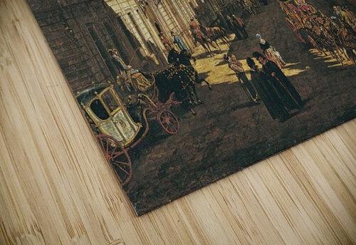 Miodowa Street in Warsaw jigsaw puzzle
