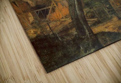 Landscape with Farmhouse jigsaw puzzle