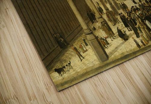 Church interior jigsaw puzzle
