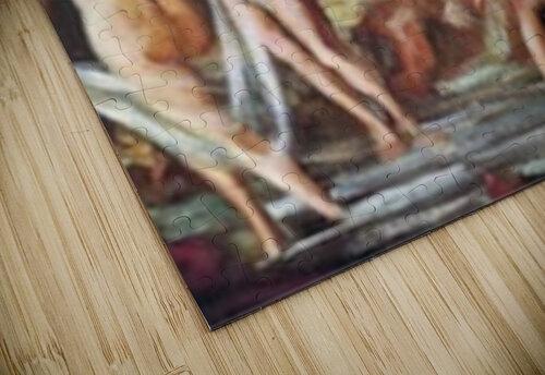 Judgement of Paris by Cezanne jigsaw puzzle