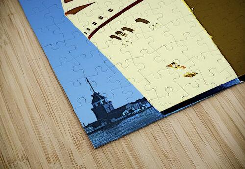 Cruise Istanbul jigsaw puzzle