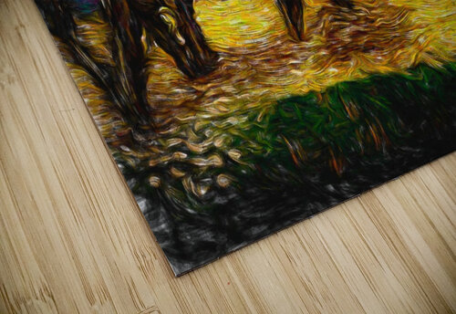 Yellow Summer Fields jigsaw puzzle