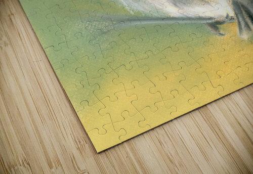 Sunny Sparrow jigsaw puzzle