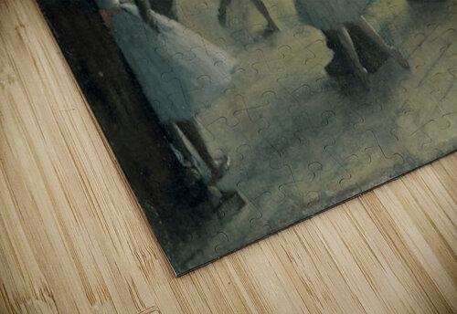 La Repetition au foyer de la danse by Degas jigsaw puzzle