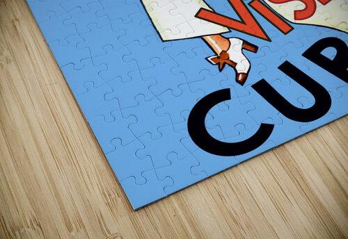 Visit Cuba jigsaw puzzle