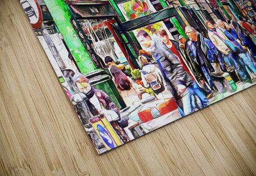 Borough Market London jigsaw puzzle