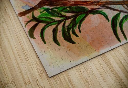 Kookaburra Bird  jigsaw puzzle
