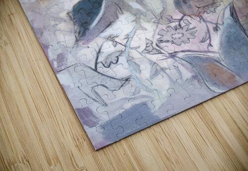 Riverton Wallpaper Panel I jigsaw puzzle