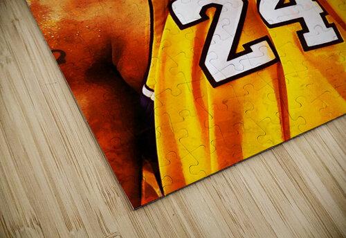 Kobe Bryant jigsaw puzzle