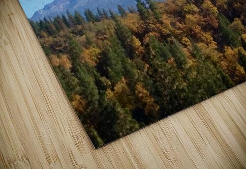 Mt Shasta in Autumn jigsaw puzzle
