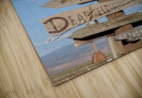 Crossroads at Moab jigsaw puzzle