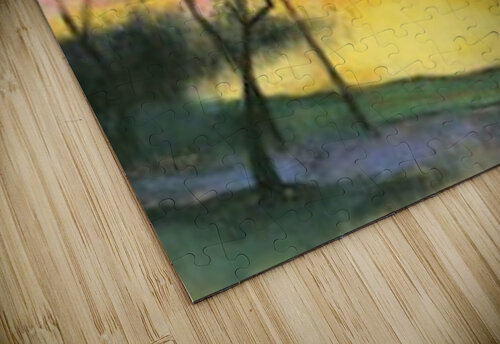 Landscape by Lesser Ury jigsaw puzzle