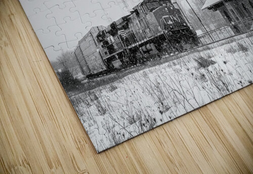 Napanee Station jigsaw puzzle