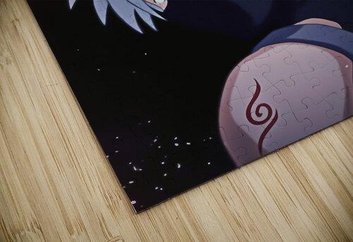 Naruto jigsaw puzzle