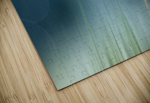 Lonely jigsaw puzzle