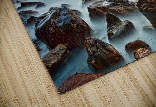 Sea Arch at Crohy Head by Derek Smyth  jigsaw puzzle