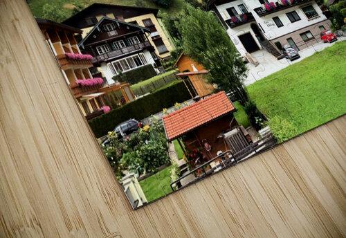 Hofgastein Dolomities Alpen jigsaw puzzle