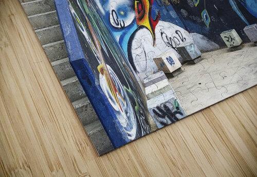 Background Graffiti jigsaw puzzle